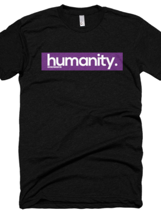 HumaniTee PURPLE